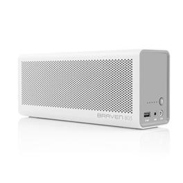 Braven 805 HD Portable White - Głośnik Bluetooth z baterią 4400mAh